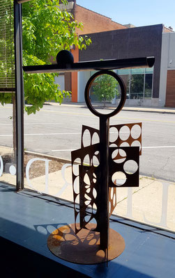 Family of Circles, Guinotte Wise (Sculpture) $800