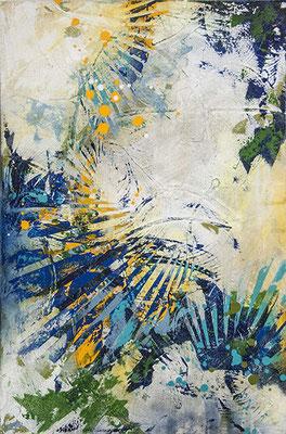 Blue Grass Festival 30 x 20 acrylic on Canvas SOLD