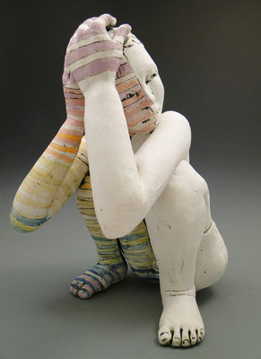 DAYDREAMING LINDA LEWIS CLAY $3200