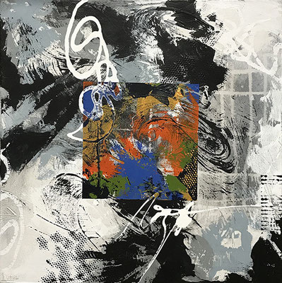 Hold That Thought    24x24   $880