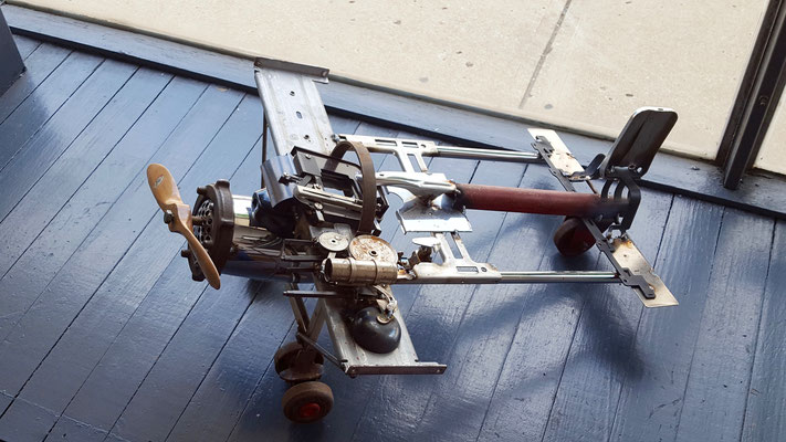 Aero Drone, Guinotte Wise (Sculpture) $460
