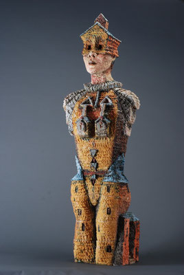 ZELDA, CHERYL TALL (Ceramic)................................................................................. $6000