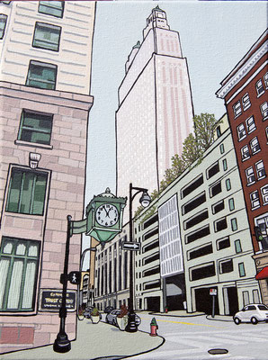 COMMERCE TRUST BUILDING   By Christina Koski   $480
