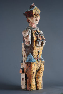 ZELDA (Detail), CHERYL TALL (Ceramic)................................................................................. $6000