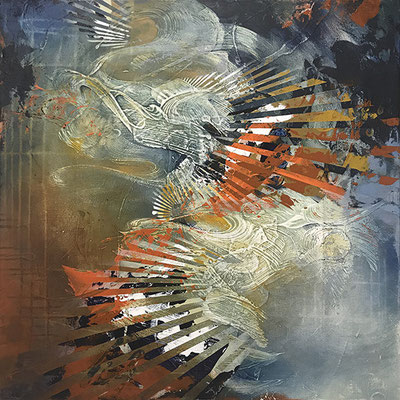 Path Of Least Resistance   36x36   $1950