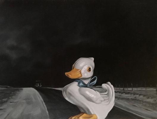 DUCKY I   By Rachel Kalman   $800