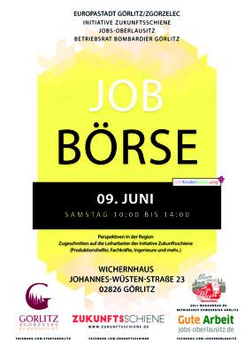 Zukunftsschiene Jobbörse