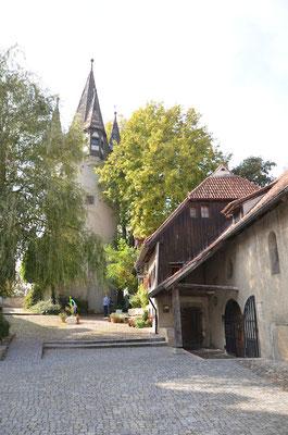 Ferienwohnungen Lindau Insel Oberer Schrannenplatz Mangturm
