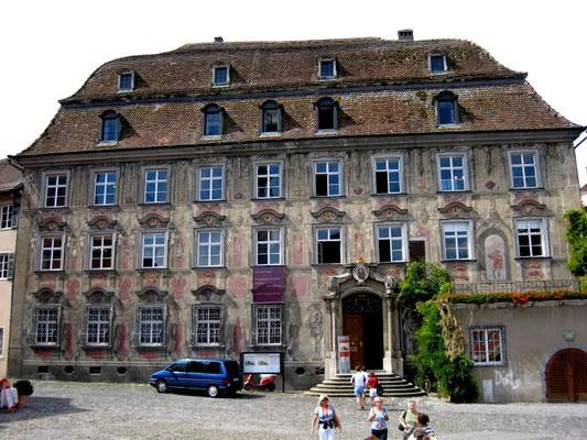 Ferienwohnungen Lindau Insel Marktplatz Stadtmuseum Cavazzen