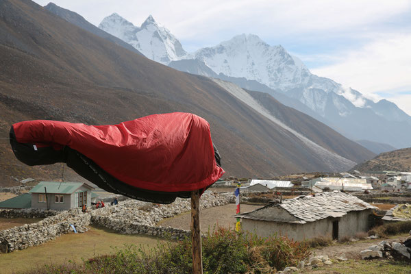 Schafsack CARINTHIA_in_Nepal13_Expedition Adventure