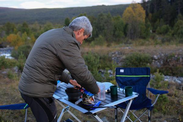 Simpert_Reiter_Trekking_Nahrung_Jürgen Sedlmayr_Norwegen_10