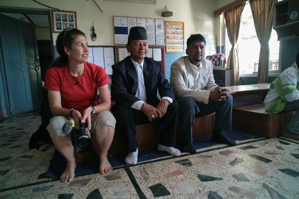 Spendenübergabe-Juergen-Sedlmayr-Nepal81