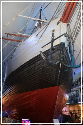 Forschungsschiff Fram | Frammuseum | OSLO