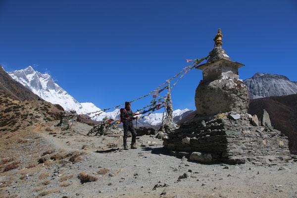 Reisefotograf Jürgen Sedlmayr | bei DENGBOCHE | NEPAL 2018