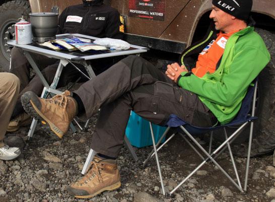 Campingzubehör_Camping_Schuh_BEL_SOL_Stuhl_Tisch_Jürgen Sedlmayr48