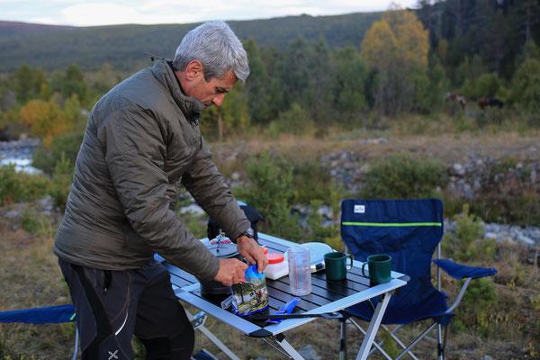 Simpert_Reiter_Trekking_Nahrung_Jürgen Sedlmayr_Norwegen_11