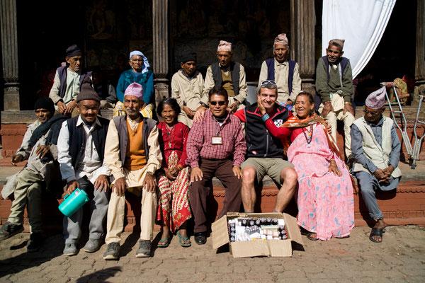 Spendenübergabe-Juergen-Sedlmayr-Landau-Hilfsprojekte-Nepal20