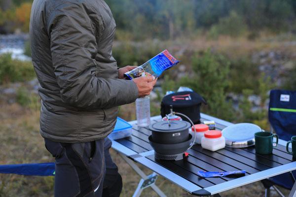 Simpert_Reiter_Trekking_Nahrung_Jürgen Sedlmayr_Norwegen_05