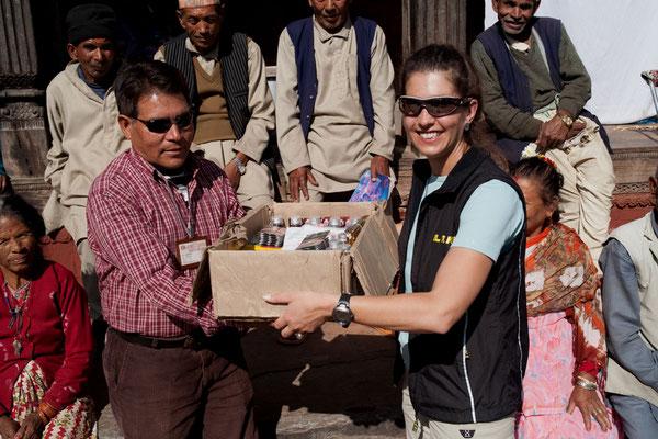 Spendenübergabe-Juergen-Sedlmayr-Nepal18