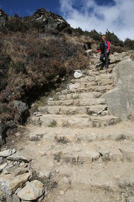 Trekkingstöcke_LEKI_Nepal_Manuela15