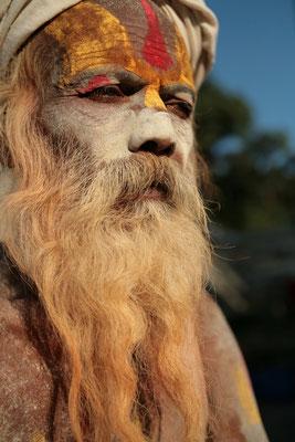 DER FOTORAUM / Sadhus aus Kathmandu / Nepal