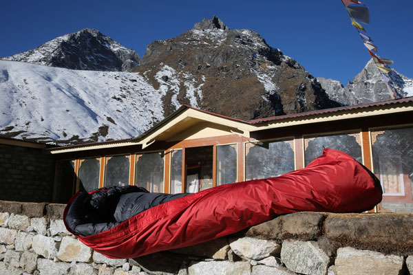 Schafsack CARINTHIA_in_Nepal2_Expedition Adventure