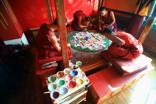 Nepal_Kathmandu_Kopan_Monastrey_Jürgen_Sedlmayr_459