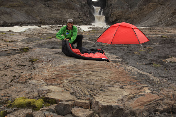Schafsack CARINTHIA_in_Island1_Expedition Adventure