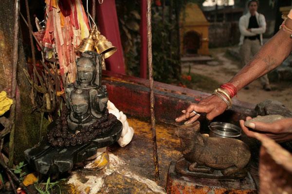 DER FOTORAUM / Sadhu aus Pokhara / Naga Volk  / Nepal
