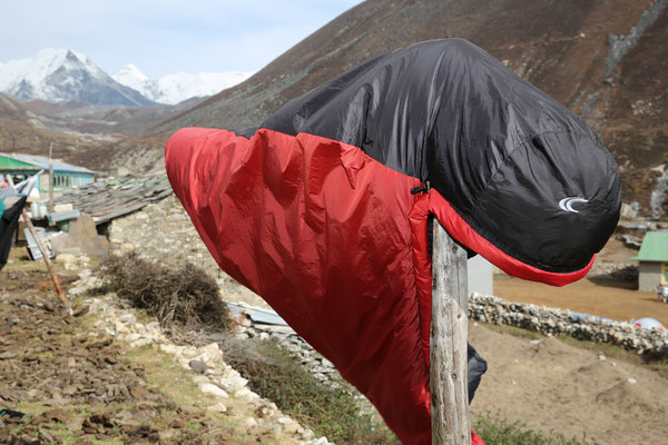 Schafsack CARINTHIA_in_Nepal5_Expedition Adventure
