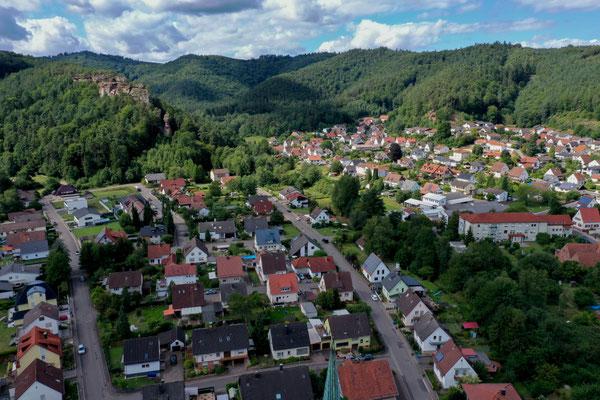 Drohnenaufnahme_Jürgen_Sedlmayr_Dorf