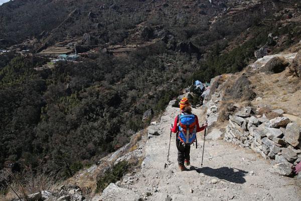 Trekkingstöcke_LEKI_Nepal_Manuela24