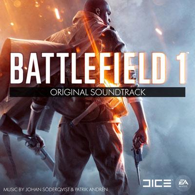 Саундтрек к игре Battlefield 1