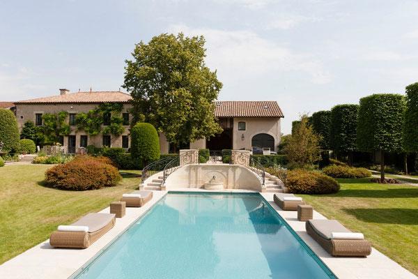 piscine et Koetshuis, gîte, Beaulieu-en-Argonne, Meuse