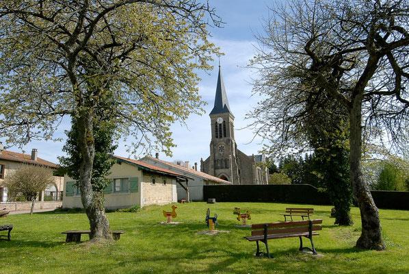 Beaulieu-en-Argonne, voir aussi gîte Maison Blanche et Gîte Koetshuis, Domaine Le Chatel, Argonne