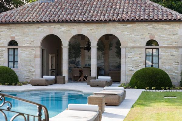 piscine gîtes Koetshuis et Maison Blanche, Beaulieu-en-Argonne