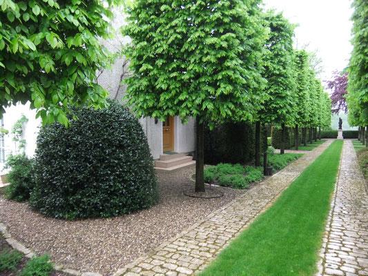 Entrée gîte Maison Blanche ,Beaulieu-en-Argonne ,Meuse