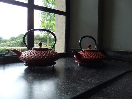 détail cuisine gîte Koetshuis