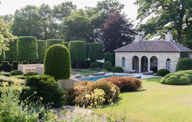 jardin gîtes Beaulieu-en-Argonne, Meuse, Lorraine