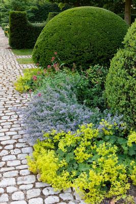 détail sentier , Domaine le Chatel, Beaulieu-en-Argonne