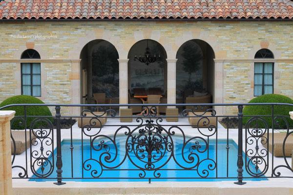 poolhouse et piscine, gîtes Maison Blanche et le Koetshuis, Beaulieu-en-Argonne