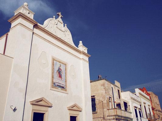 Chiesa di Santa Maria della Purità, Gallipoli