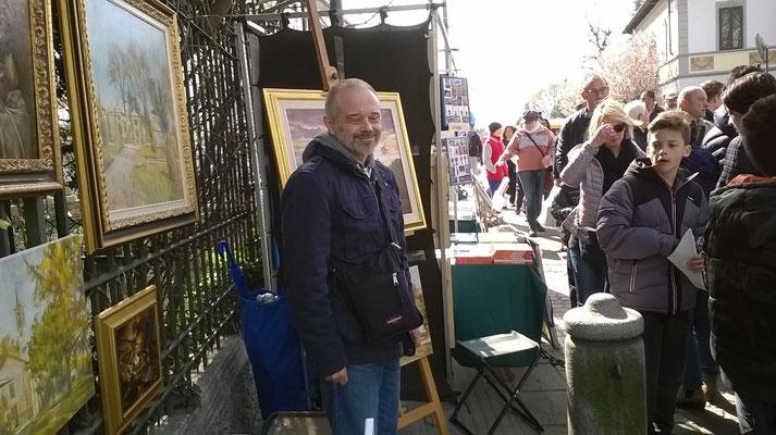 Cernusco sul Naviglio, Fiera di San Giuseppe, marzo 2017