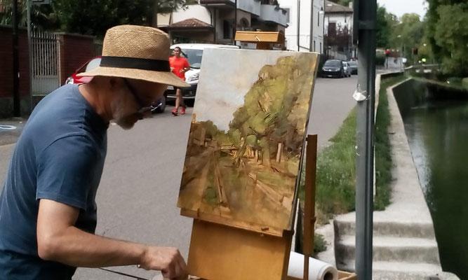 Cernusco sul Naviglio, luglio 2019