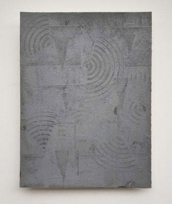 """Peaceful awakening"", tecnica mista su carta Hahnemühle 600 g/mq, cm. 30 x 40 - € 250"