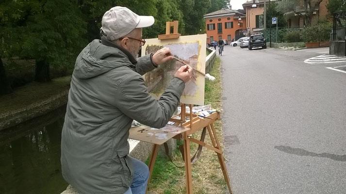Cernusco sul Naviglio, ottobre 2016