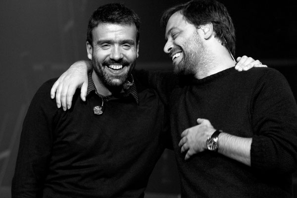 95 - Miguel Araújo & António Lambujo