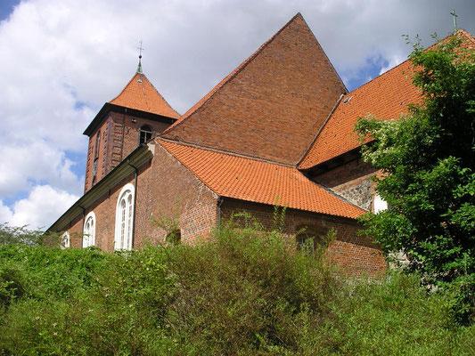 Giebelansichten - einmal rund um die Stadtkirche