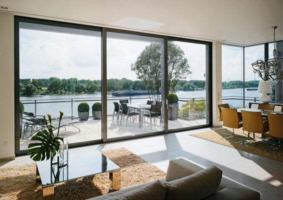 Tischlerei Großjohann, AiP Metallbau Aluminium Fenster