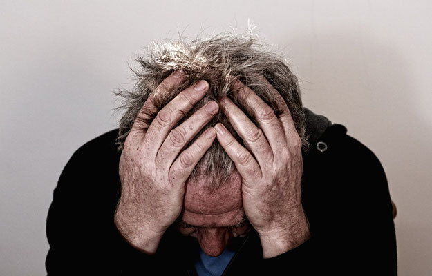 Depressionen erkennen und heilen, die Seele heilen lassen bei Burnout und Depression